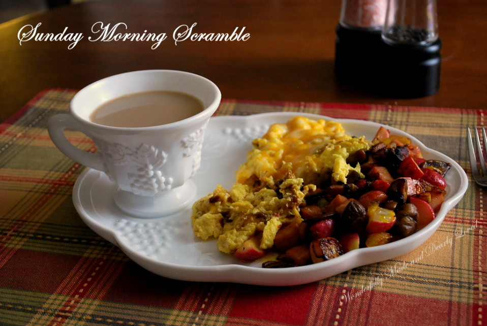 Sunday Morning Scramble