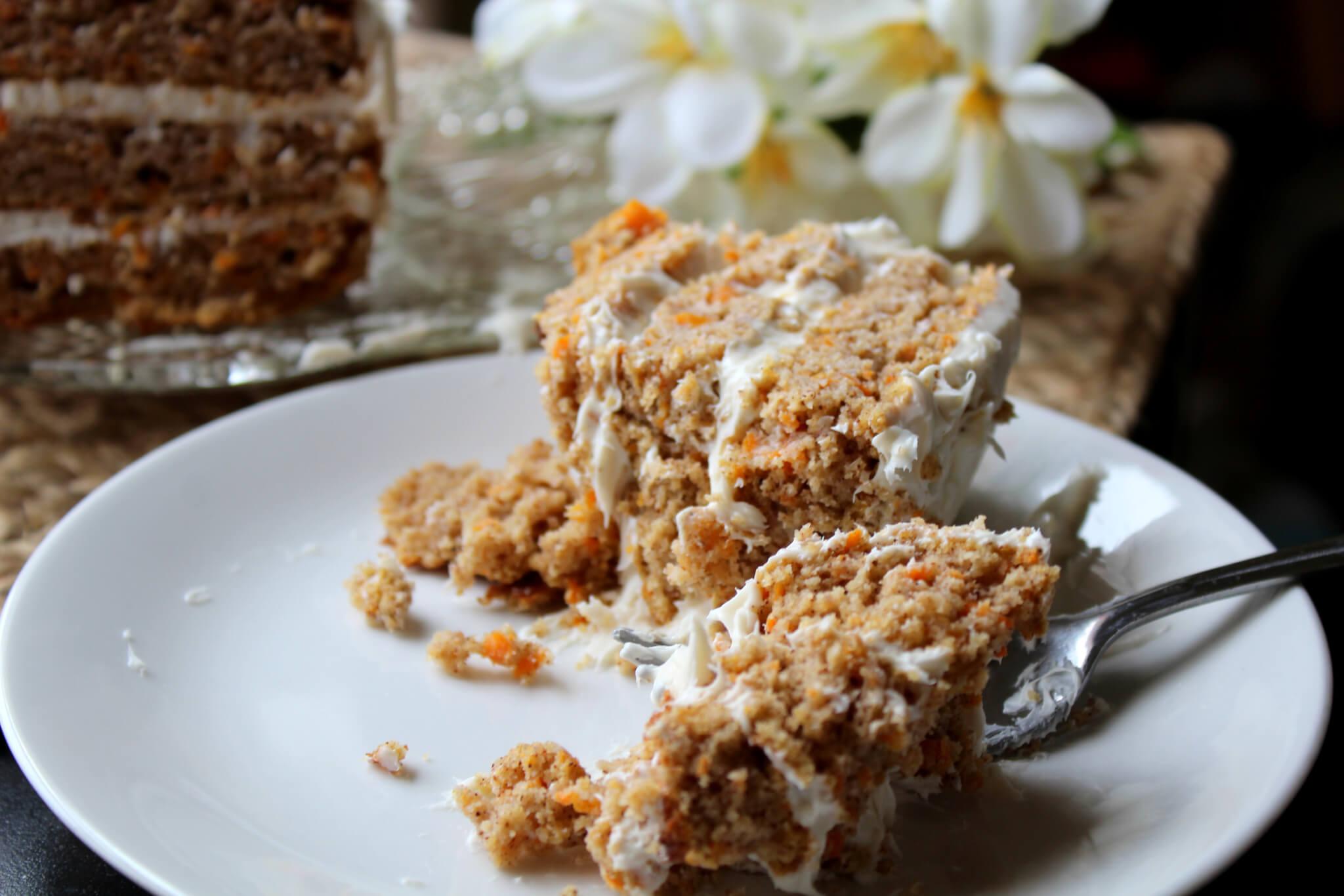 Carrot Cake Oatmeal Thm E Gf Df Northern Nester