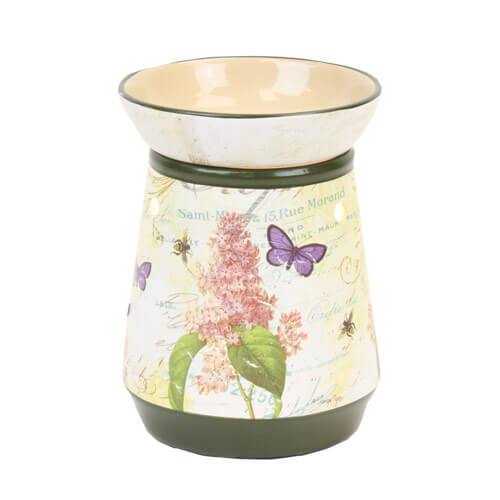 butterfly lilac oil/tart electric warmer