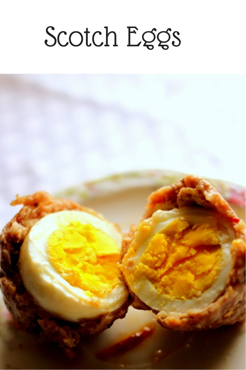 Wonderful Low Carb or THM S Scotch Eggs that take No Special ingredients.