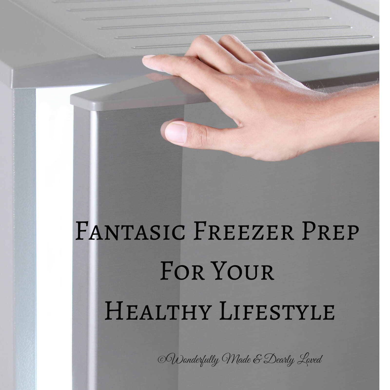 Fantastic Freezer Prep tips and recipes for your heathy lifestyle. #THM #LowCarb #DiabeticCooking