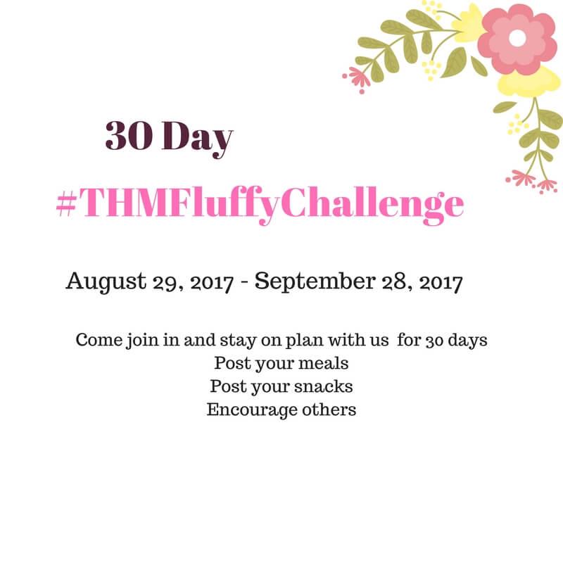 30 day fluffy challenge