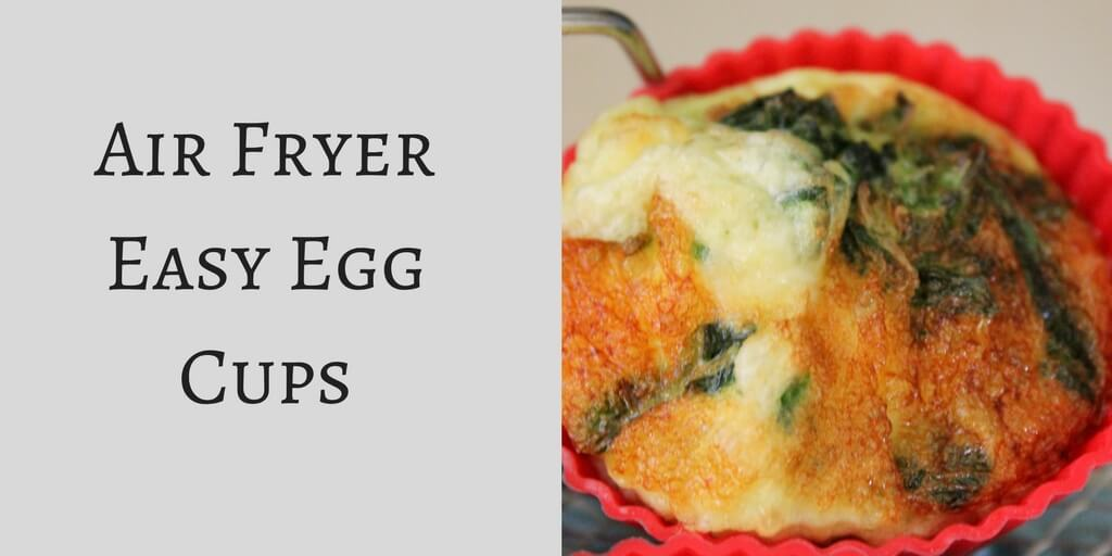 Air Fryer Easy Egg Cups Wonderfully Made And Dearly Loved