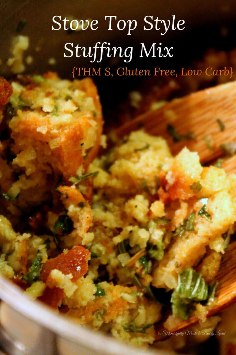 Stove Top Style Stuffing Mix Recipe